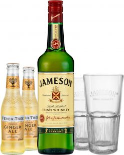 JAMESON GINGER E LIME - COCKTAIL KIT
