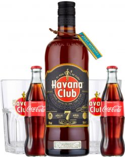 Havana Cuba Libre Cocktail Kit